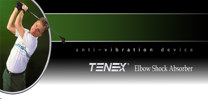 Golfers Elbow Shock Absorber - Tenex